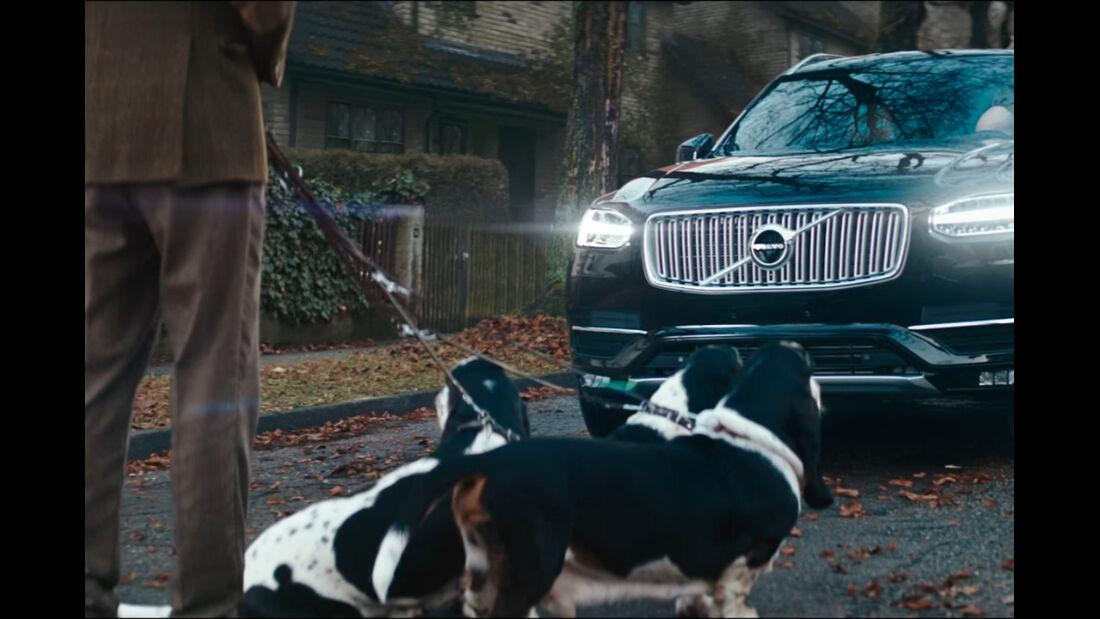 Inoffizieller Volvo Werbespot Youtube