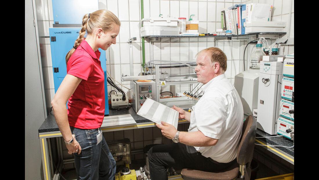 Insektenentferner,  Zubehör-Test