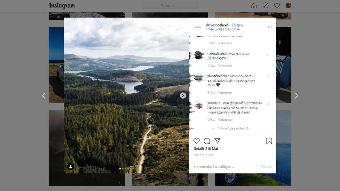 Instagram North Coastal Highway 500