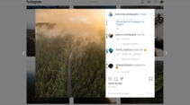 Instagram Snake Pass
