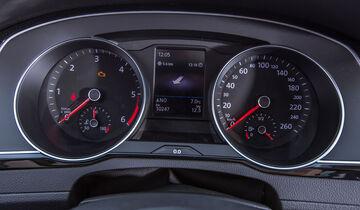 Instrumente Tacho Drehzahlmesser Display VW Passat 2.0 TDI