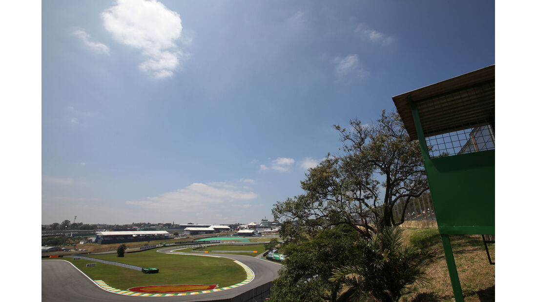 Interlagos - Formel 1 - GP Brasilien - Sao Paulo - 22. November 2012