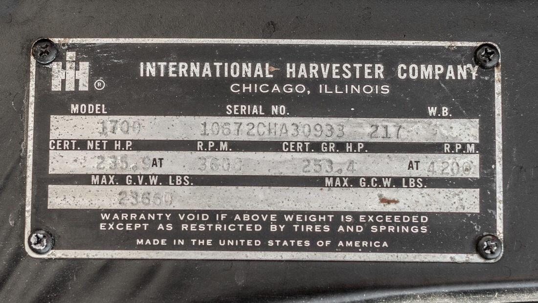 International Harvester Loadstar