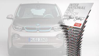International Paul Pietsch Preis 2014 BMW i3