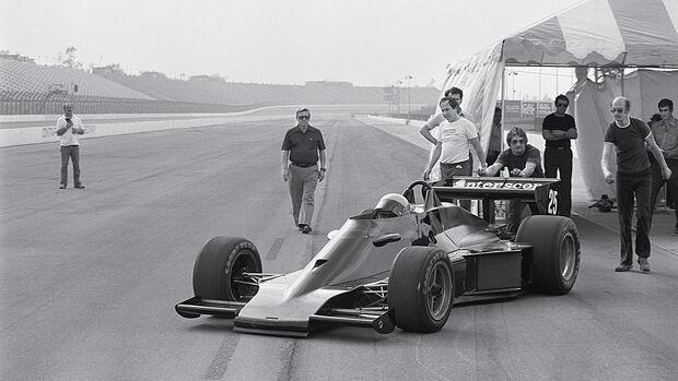 Interscope Porsche Indy 500 IndyCar