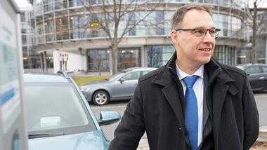 Interview, Jörg Rheinländer, Elektromobilität