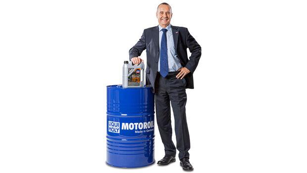 Interview Liqui-Moly-Chef Prost, Ernst Prost