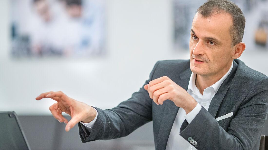 Interview Matthias Zink