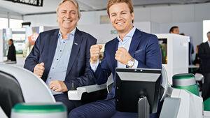 Interview, Peter Gutzmer, Energiebilanz E-Autos, Zukunft Verbrenner
