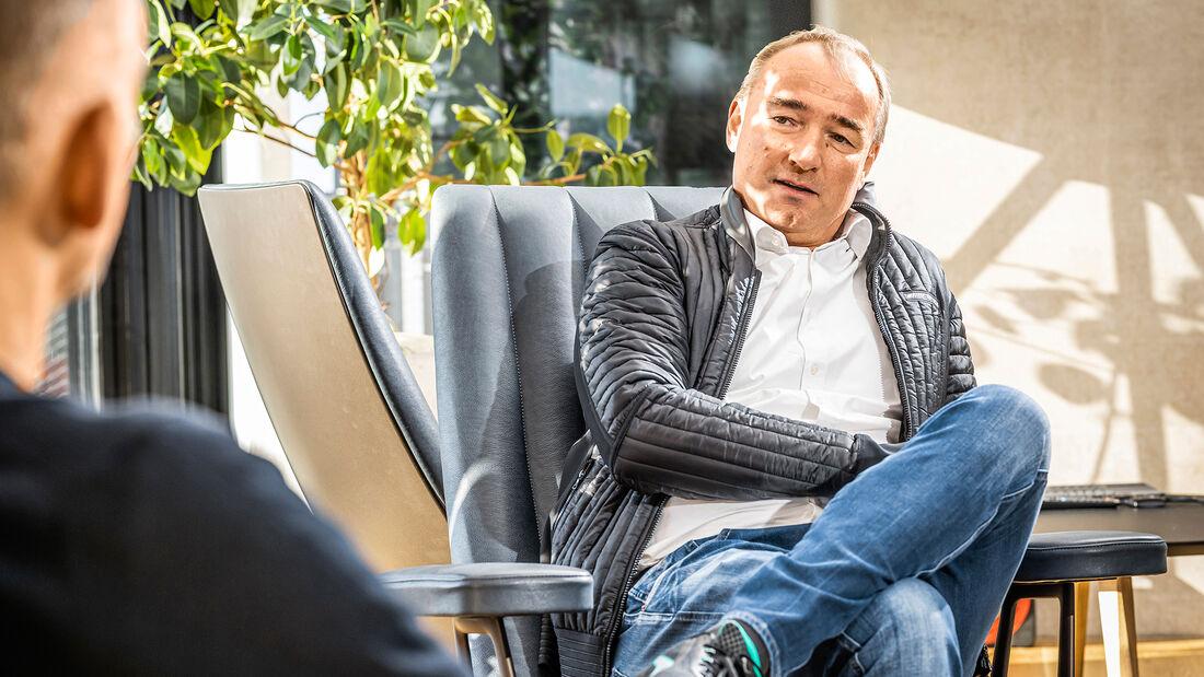 Interview Philipp Schiemer, Schiemer Vorsitzender Geschäftsführung AMG
