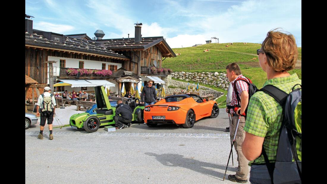 Irmscher 7 Selectra, Tesla Roadster Sport