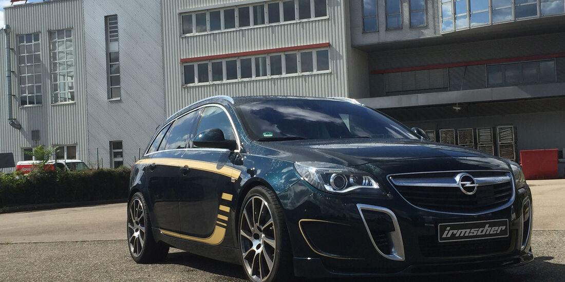Irmscher Insignia is3 - Tuning - Essen Motor Show 2015
