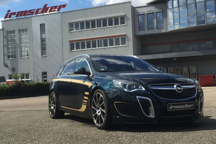Irmscher Insignia is3 - Tuning - Essen Motor Show 2015