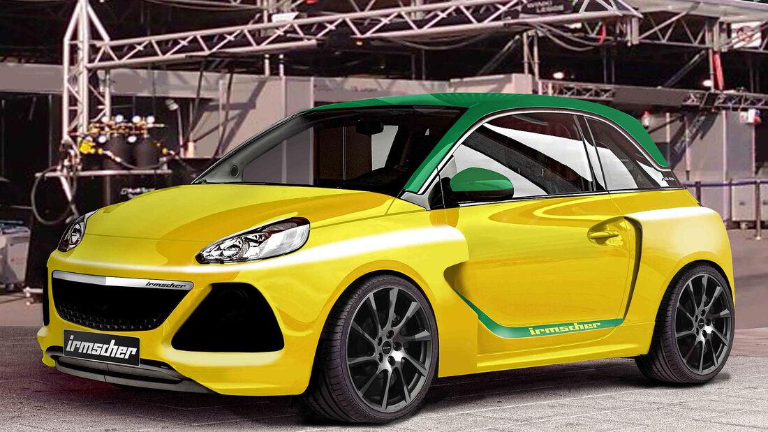 Irmscher Opel Adam
