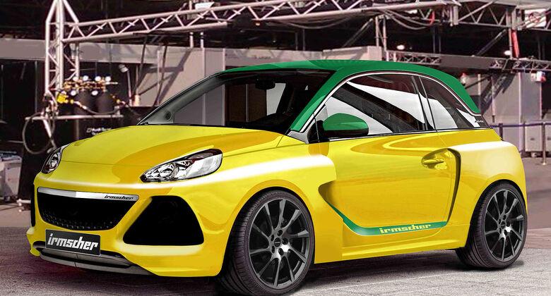 Opel Adam - AUTO MOTOR UND SPORT