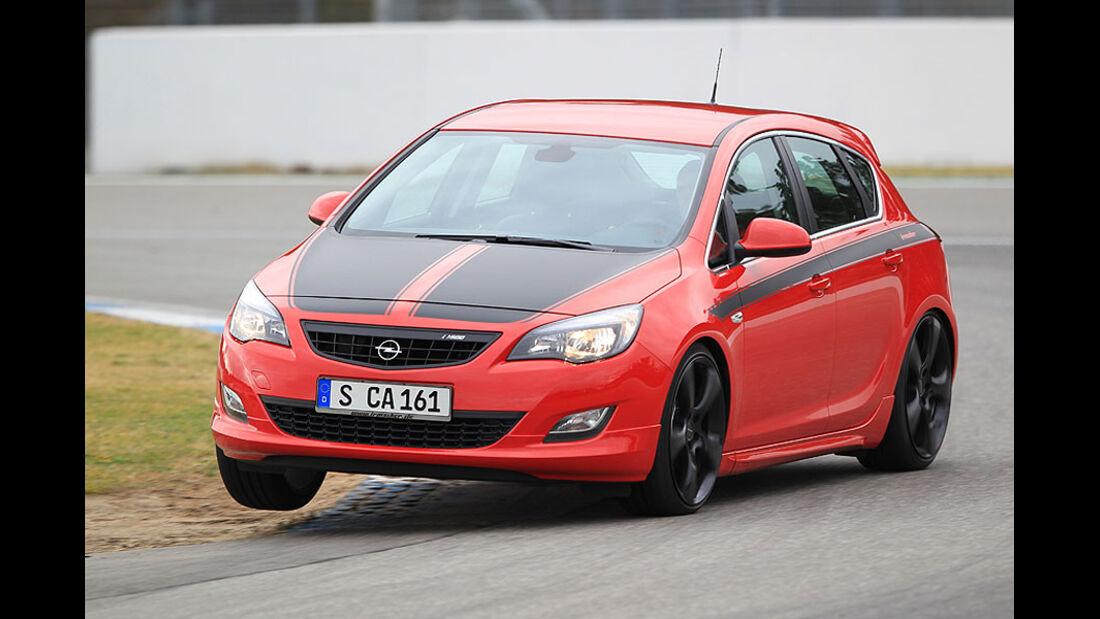 Irmscher Opel Astra Front
