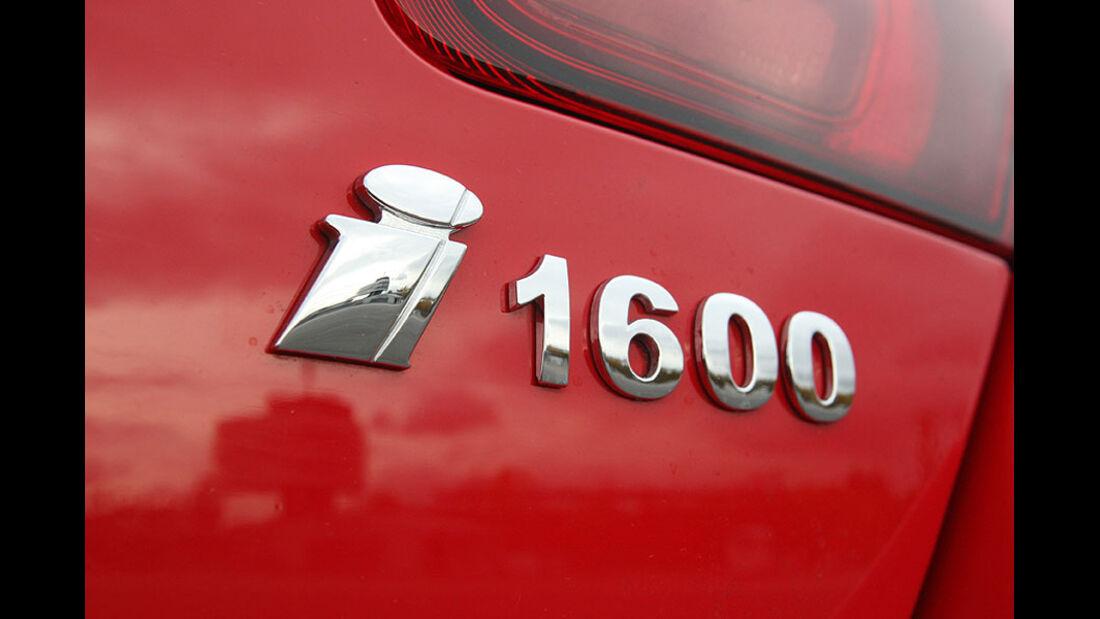 Irmscher Opel Astra Logo