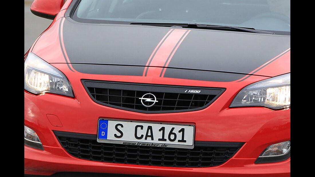 Irmscher Opel Astra Motorhaube