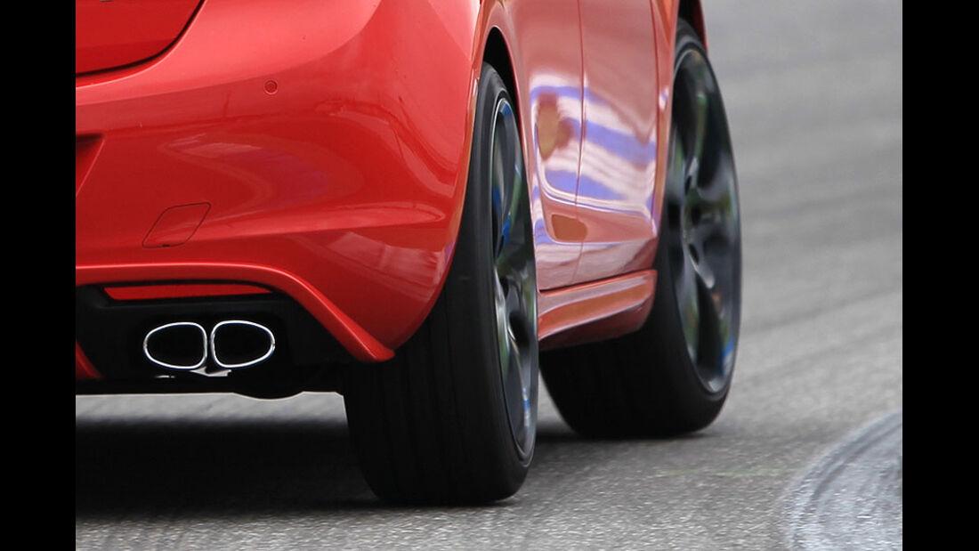 Irmscher Opel Astra Rad