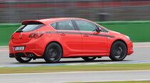 Irmscher Opel Astra Seite