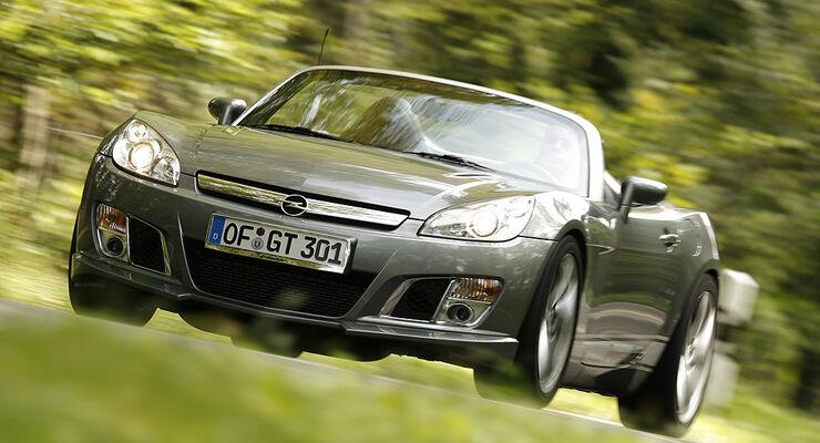 Irmscher-Opel GT