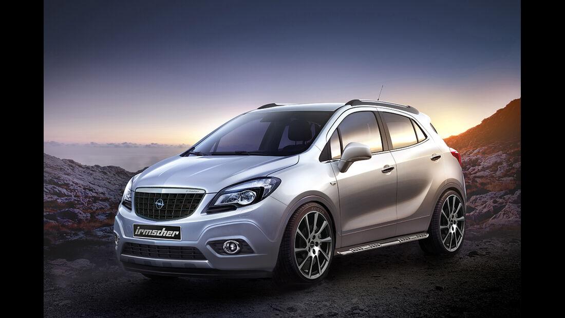 Irmscher Opel Mokka, Front