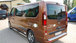Irmscher Opel Vivaro Free