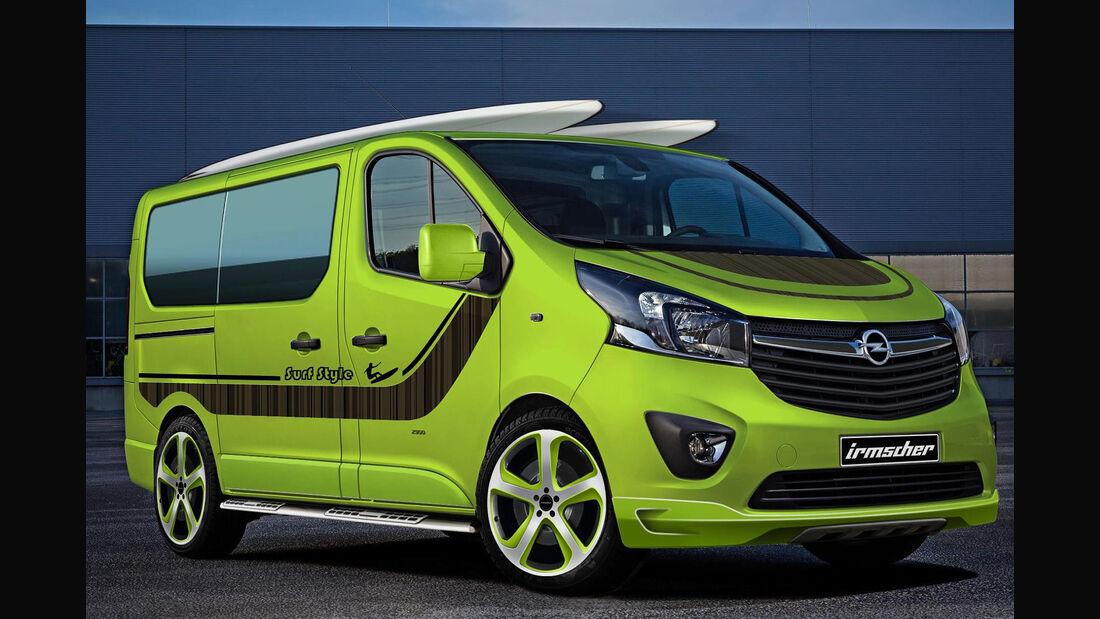 Irmscher Opel Vivaro
