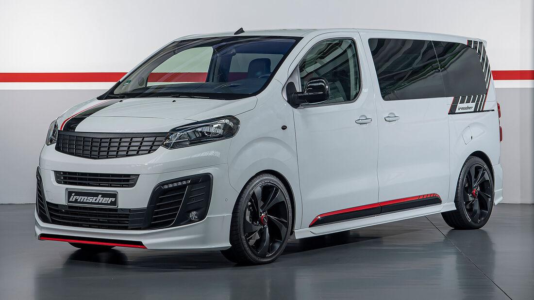 Irmscher Opel Zafira