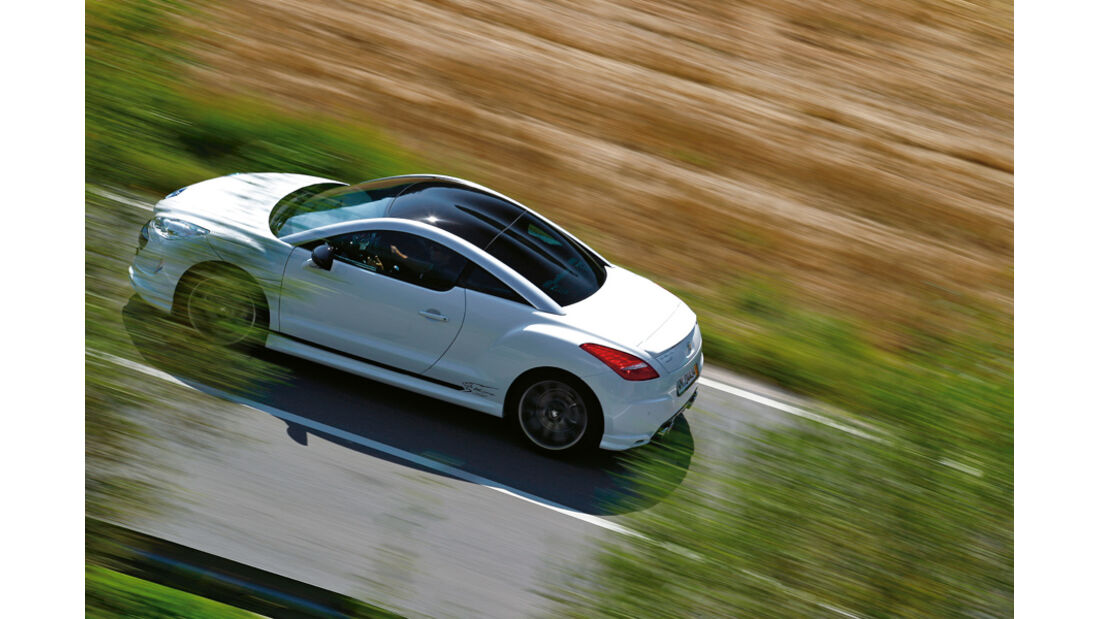 Irmscher Peugeot RCZ