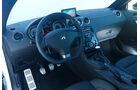 Irmscher Peugeot RCZ, Cockpit