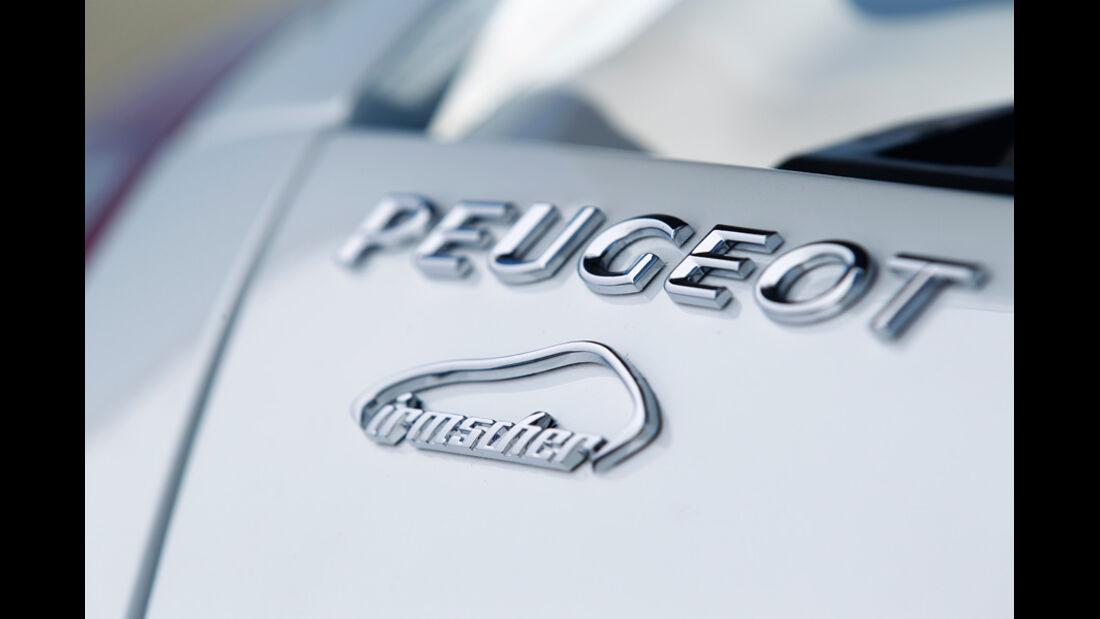 Irmscher Peugeot RCZ, Emblem