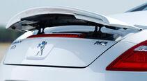 Irmscher Peugeot RCZ, Heckspoiler