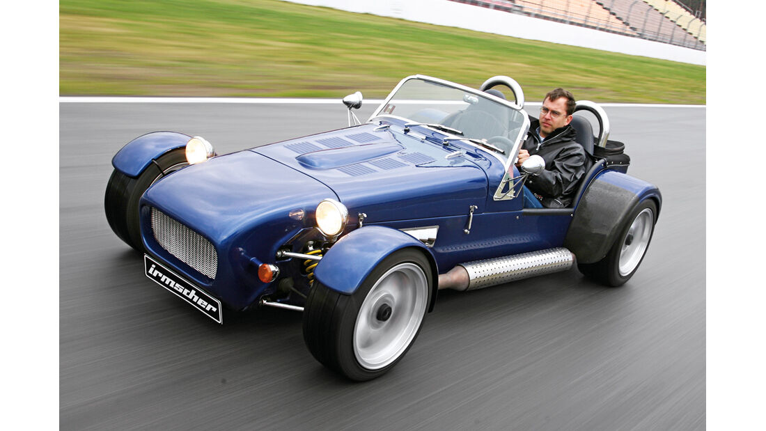 Irmschers Roadster
