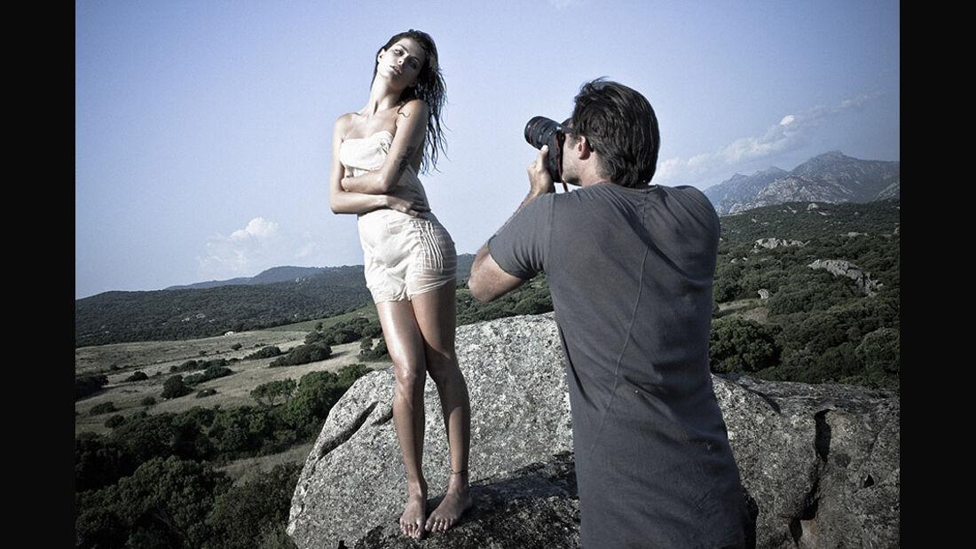 Isabell Fontana, Pirelli Kalender 2012