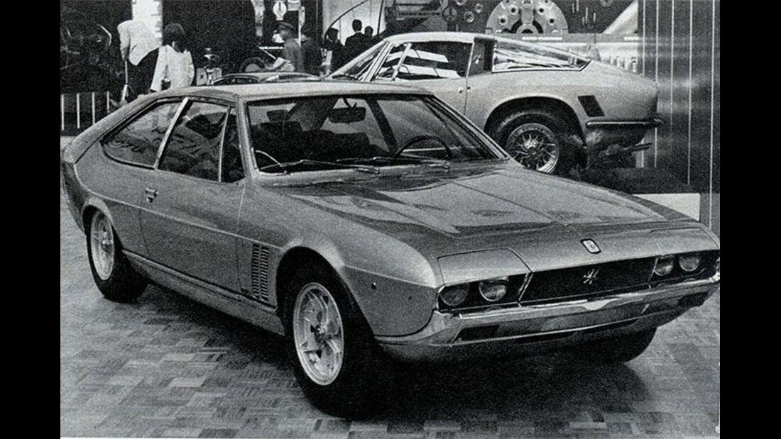 Iso, GT Coupé, IAA 1969