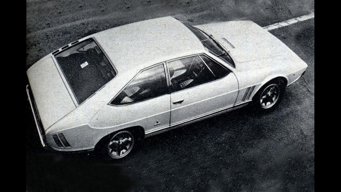Iso GT Coupé, IAA 1969