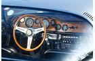 Iso Grifo Lusso GL 350, Cockpit, Lenkrad