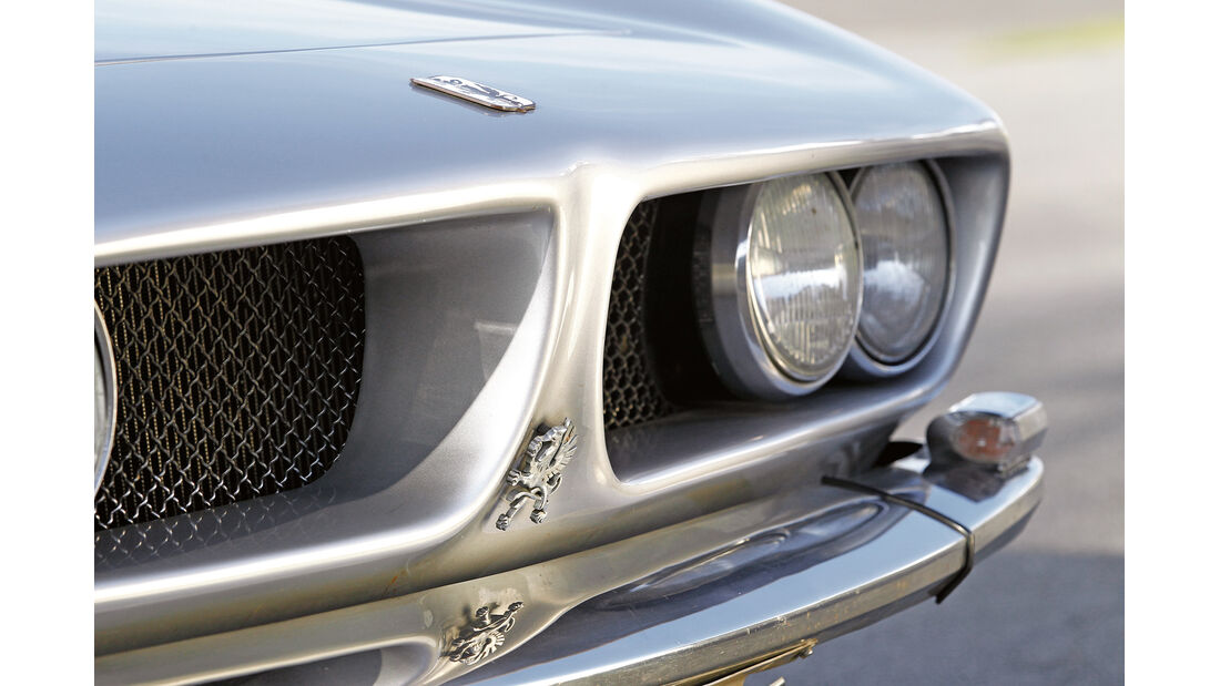 Iso Grifo Lusso GL 350, Kühlergrill