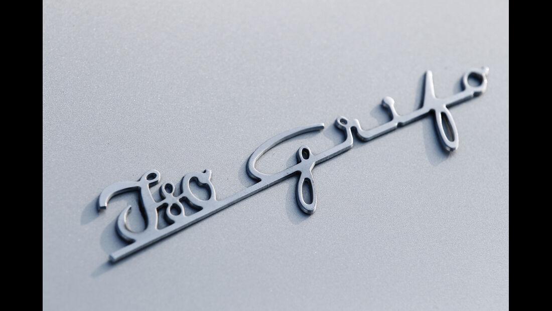 Iso Grifo Lusso GL 350, Typenbezeichnung