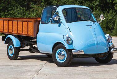 3,5 Meter: Ist das der kleinste Pickup der Welt?
