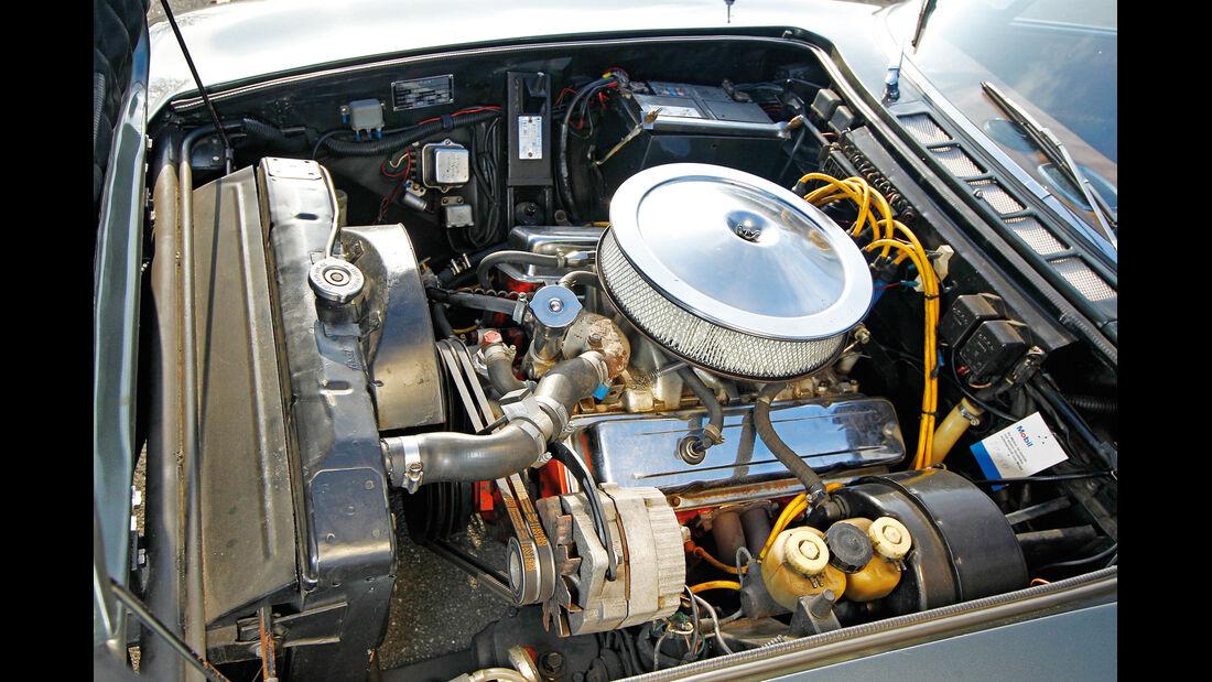 Iso Rivolta IR 340, Motor