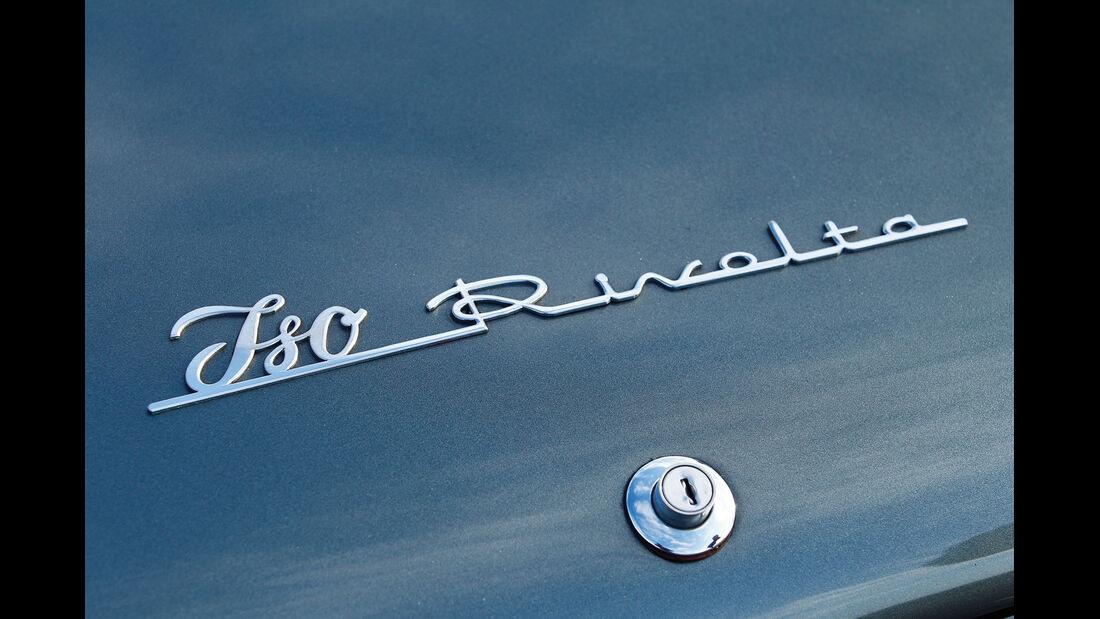 Iso Rivolta IR 340, Typenbezeichnung