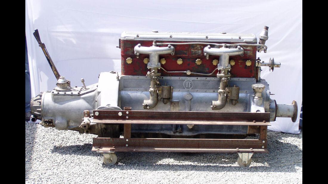 Isotta Faschini Motor