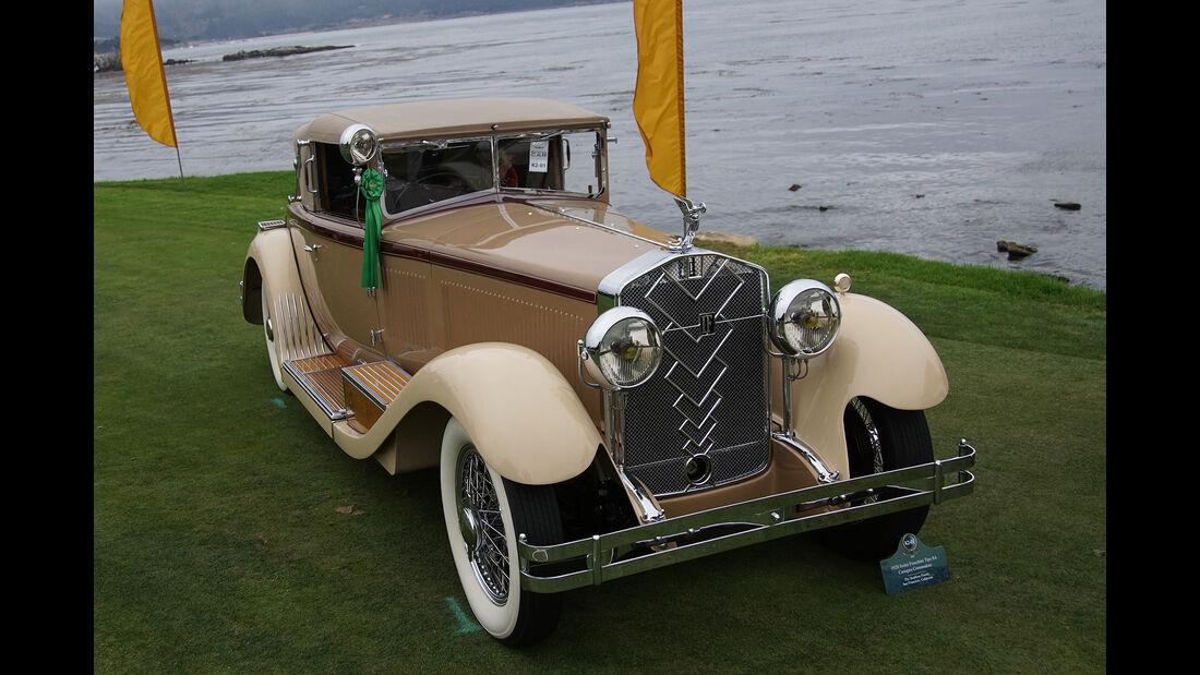 Isotta Fraschini Tipo 8A Castagna Commodore