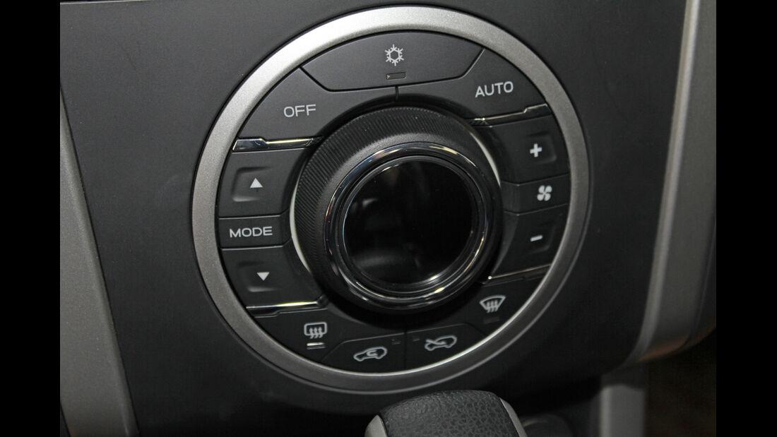 Isuzu D-Max 2,5l Double Cab 4WD, Bedienelement