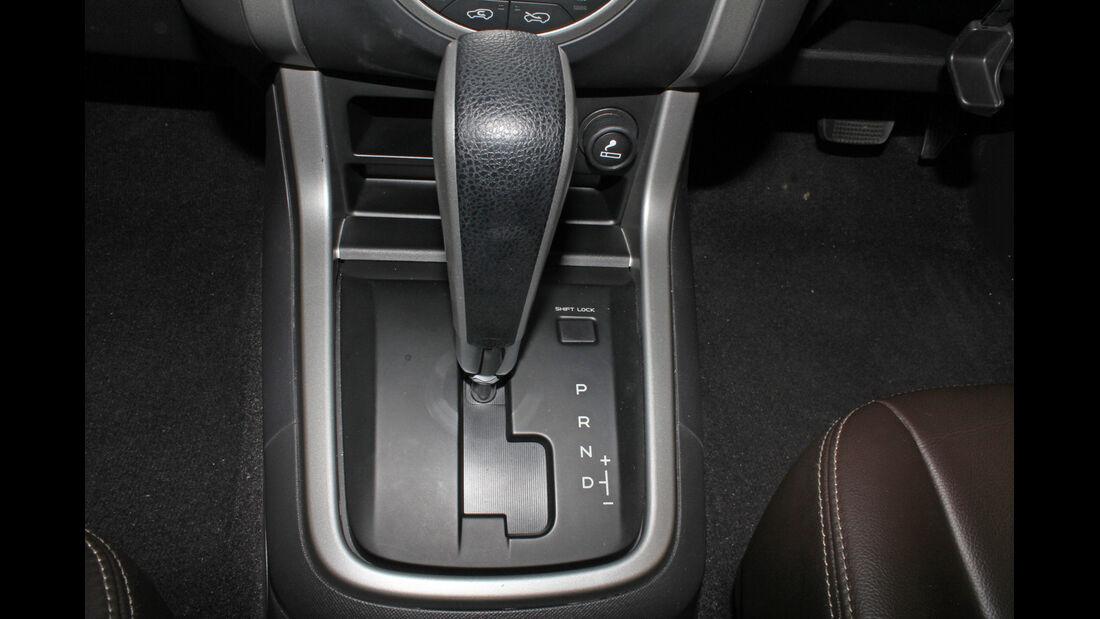 Isuzu D-Max 2,5l Double Cab 4WD, Schalthebel, Schalknauf