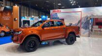 Isuzu D-Max Arctic Trucks AT 35