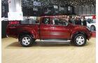 Isuzu D-Max Auto-Salon Genf 2012