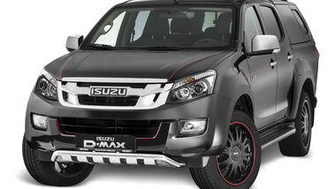 Isuzu D-Max Mansory Evolution